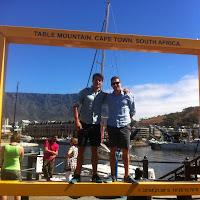 Stage Zuid-Afrike Erik en Frederik