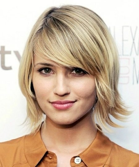 Shaggy Bob Hairstyle 2017 For Women