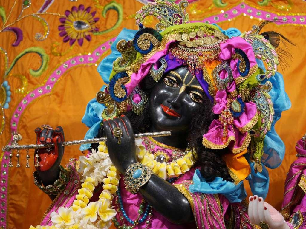 ISKCON New Govardhan Deity Darshan 16 Dec 2015 (26)