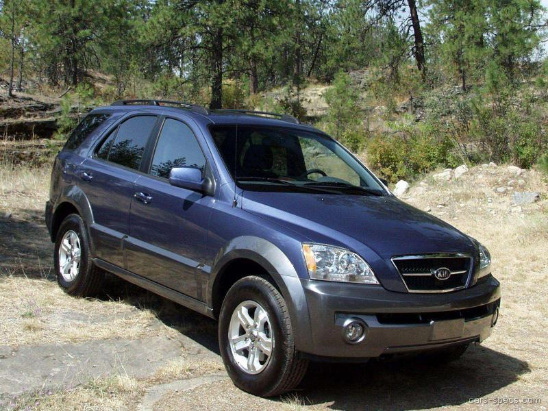 2008 kia sorento suv specifications pictures prices. Black Bedroom Furniture Sets. Home Design Ideas