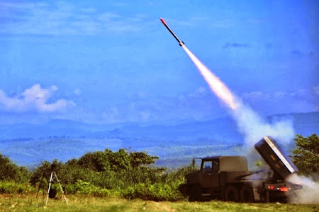 Roket Pertahanan R-Han 122. Prokimal Online Kotabumi Lampung Utara