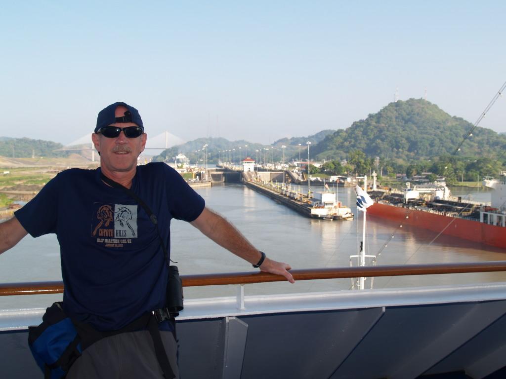 Brazen-Panama Canal