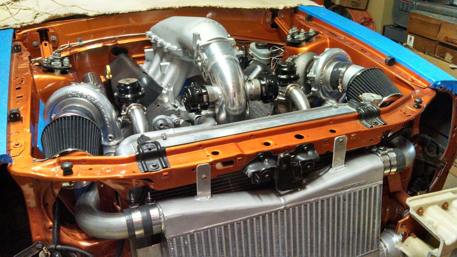 Twin Turbo Lsx 6 0 Notch Project Ford Mustang Forums