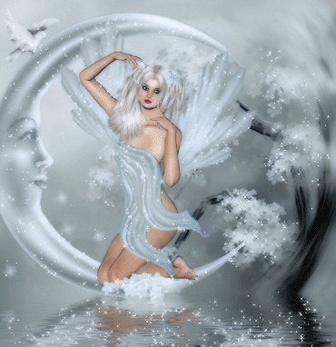 White Wiccan Moon, Moon Magic