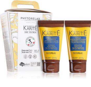 Phytorelax Laboratories Burro Di Karité