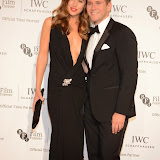 WWW.ENTSIMAGES.COM -   Charlie Webster and Allen Leech   arriving at       IWC Schaffhausen and BFI London Film Festival - private dinner at Battersea Evolution, London October 7th 2014Swiss watch brand and British Film Institute host party to celebrate their three year partnership.                                                Photo Mobis Photos/OIC 0203 174 1069