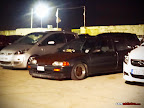 EF Civic with rusted look hood