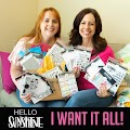 Hello Sunshine I Want it All Bundle