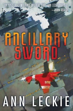 Ann Leckie: Ancillary Sword - magyarul Mellékes háború címen fog megjelenni