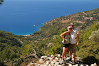 Day hike around Kabak.