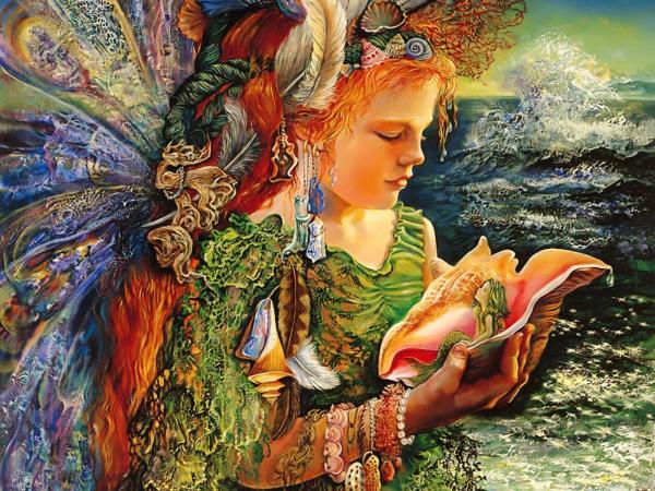 Goddess Of Ocean, Fairies 2