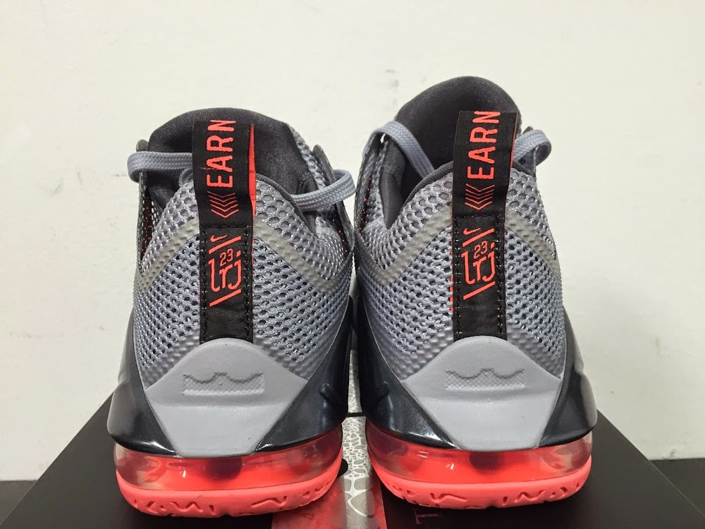 38ebd2b3e5d ... Detailed Look at Upcoming Nike LeBron 12 Low 8220Hot Lava8221 ...