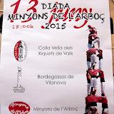 13e Diada Minyons 13-6-15 L'arboç by Eduard Kemperman.