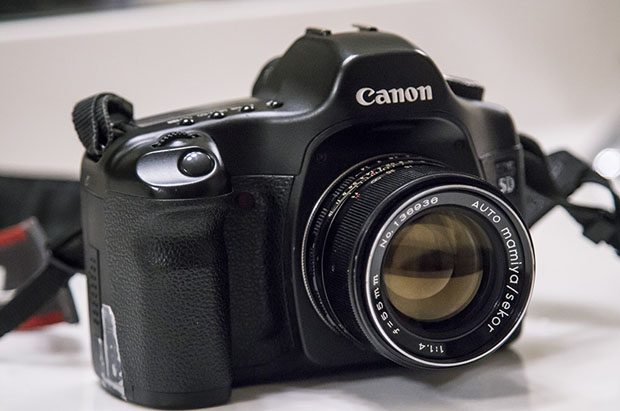 The Beauty of Manual Canon Camera DSLR Photography