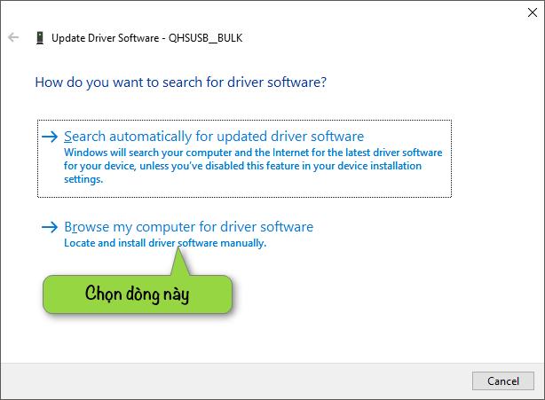 Cara Unbrick Dan Flash Rom Redmi 3 dari Rom Abal-abal ke Rom China Stable 7.1.1.0 Locked Bootloader - Update Driver Software 2