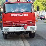 110 Jahre Hostenbacher Feuerwehr
