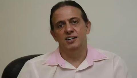 Prefeito de Caxias é transferido para o Hospital Sírio Libanês com Covid-19