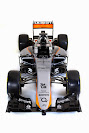 Force India VJM08 topview