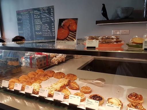 Croissants and tarts from Pantler Telok Ayer