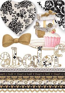Декоративные элементы: рамки, уголки, бордюры, буквы