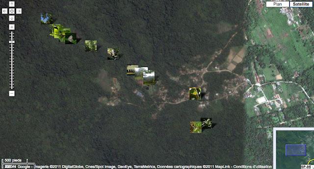 Localisation des photos à Arariba