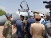 Buhari inducts 3 JF-17 aircraft @ NAF At 57 Celebration