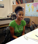 Donecia Colvin, WRC Student Highlight and Graduate, December 2014