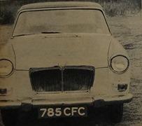 MG Magnette 1960