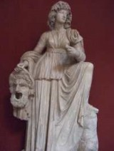 Melpomene, Gods And Goddesses 3