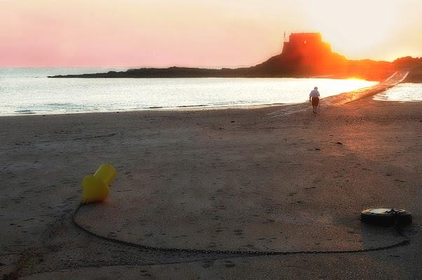 camminando verso il tramonto della vita di mousix