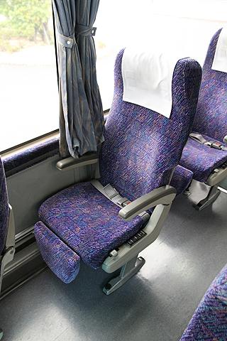 中国JRバス「ポートレイク」 島根・373 シート