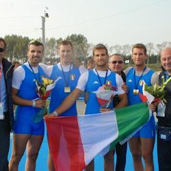 WUC Canottaggio - Gravelines, France 12-14
