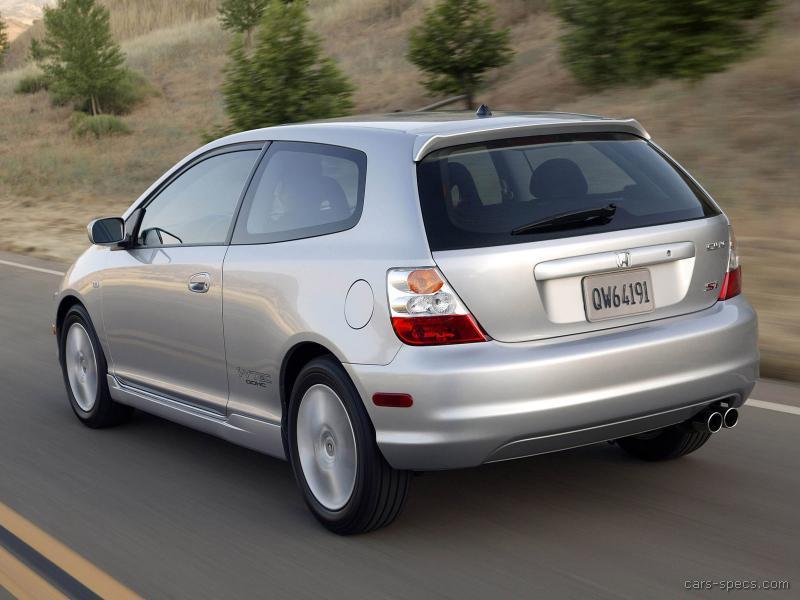 ... 2004 Honda Civic Si 00007 ...