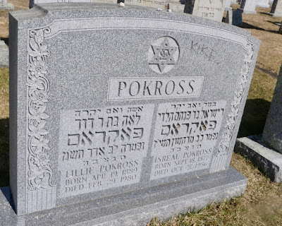 Lillie and Israel Pokross