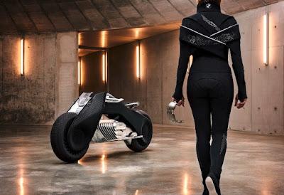 BMW Vision Next 100 Motorrad