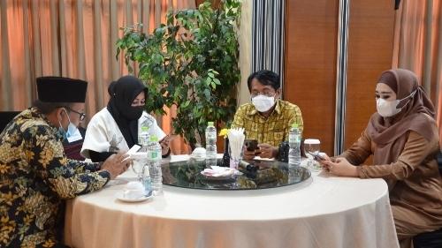 Anggota DPR RI Asal Sumbar Siap Berkontribusi dan Dukung Kepemimpinan Mahyeldi - Audy Joinaldy Untuk Majukan Pembangunan Daerah