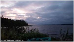 Пено-озеро