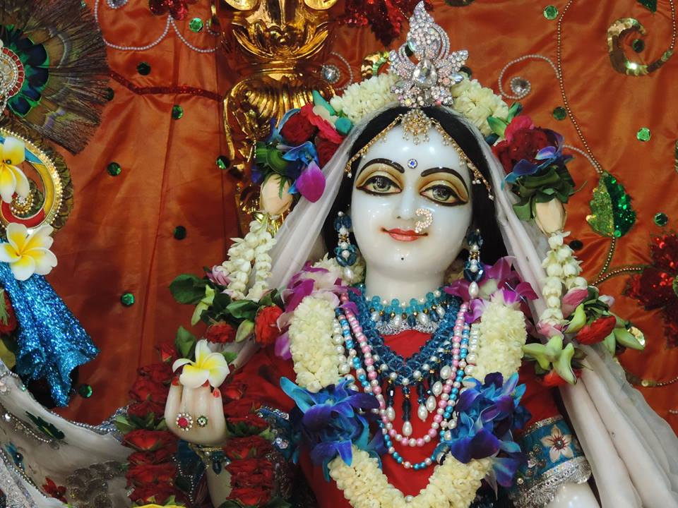 ISKCON Bangalore Deity Darshan 30 May 2016 (6)