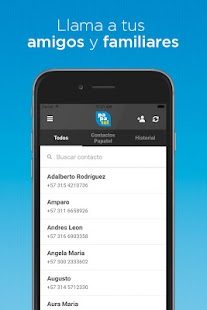Papatel screenshot