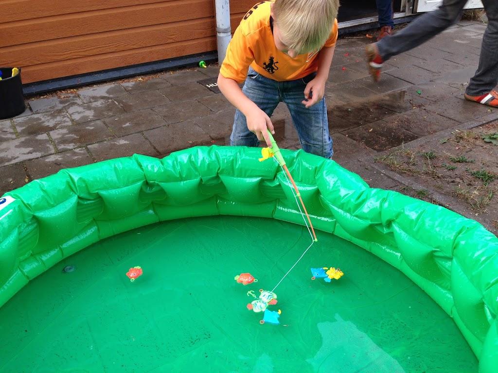 'Waterproof'-spelletjes!