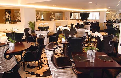 Hotel Colessio Grill Room Menu