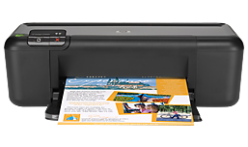 Tips for down HP Deskjet D2660 printer driver