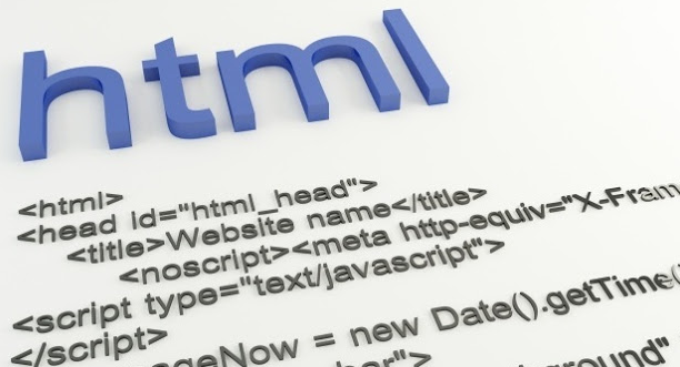 contoh penulisan html