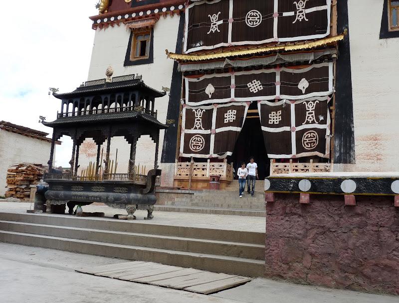 Chine.Yunnan. Ganten Sumtsenling Monastery, Shangri la - P1260010.JPG