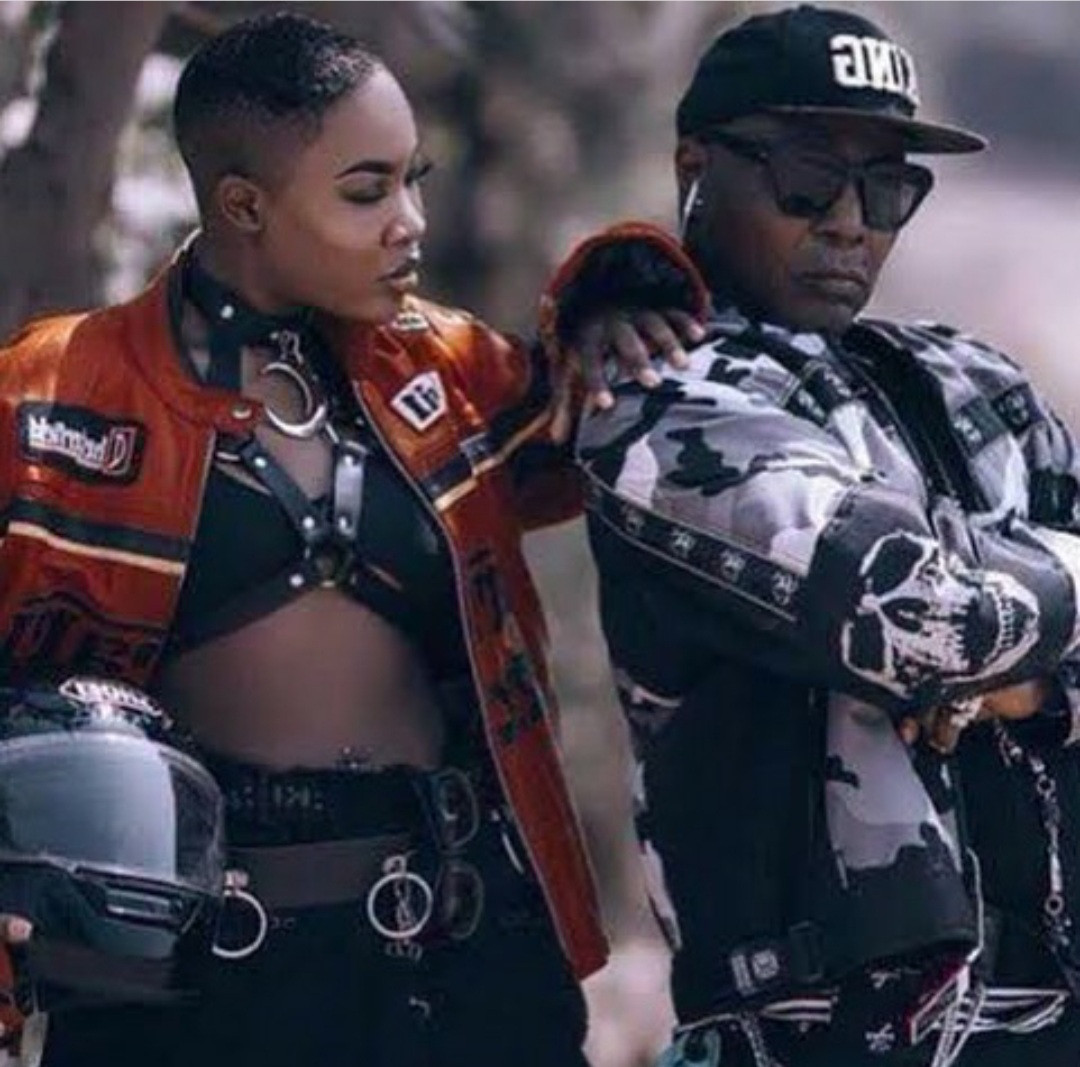Charley Boy's daughter, Dewy calls her father out after he revealed how he feels about her sexuality