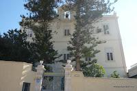 Au collège des Frères à Jaffa