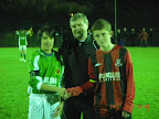 U14 Catains and ref 23/11/12
