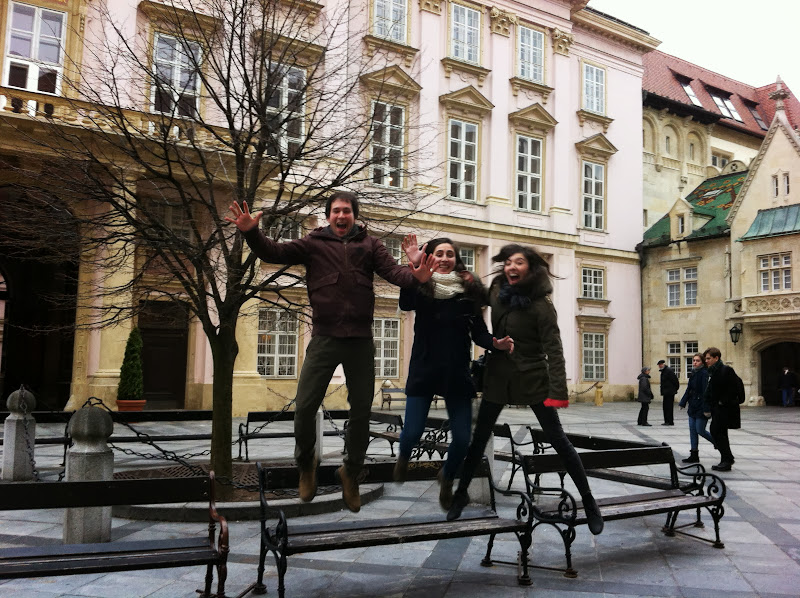 Casco antiguo Bratislava