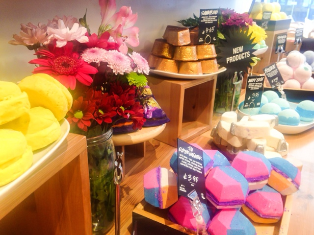Lush Leicester Summer Sneak Peek