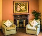 Luxury Garden Room - Sitting Area